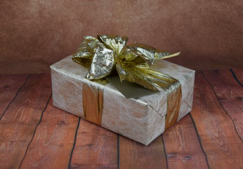 WRAPfinery Luxury Christmas Collection - Gold