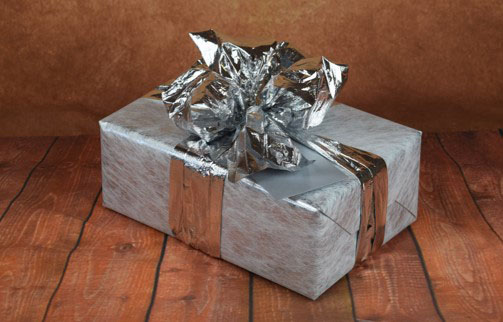 WRAPfinery - Luxury Christmas Collection - Silver