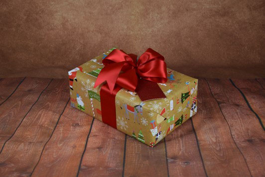 WRAPfinery Christmas Collection - Children's Christmas wrapping paper