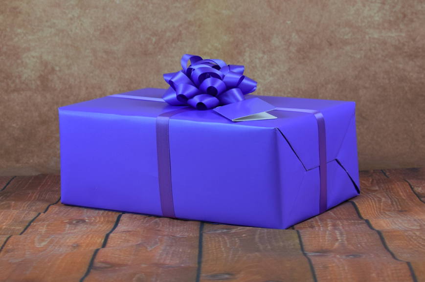 Premium Collection – Gift Wrap Kit – Lilac