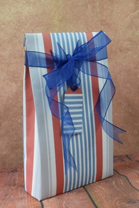 WRAPfinery - Kids Blue and Red Gift Bag
