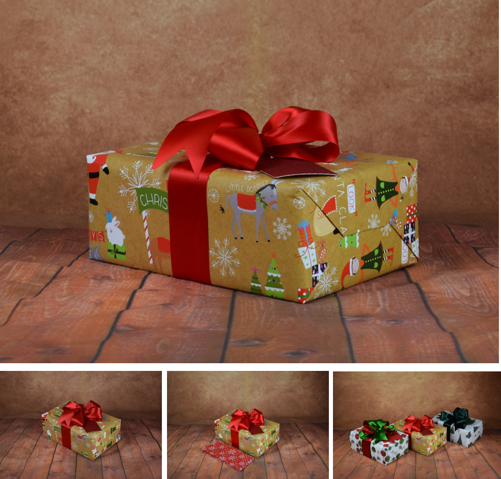 Childrens Christmas Gift Wrap